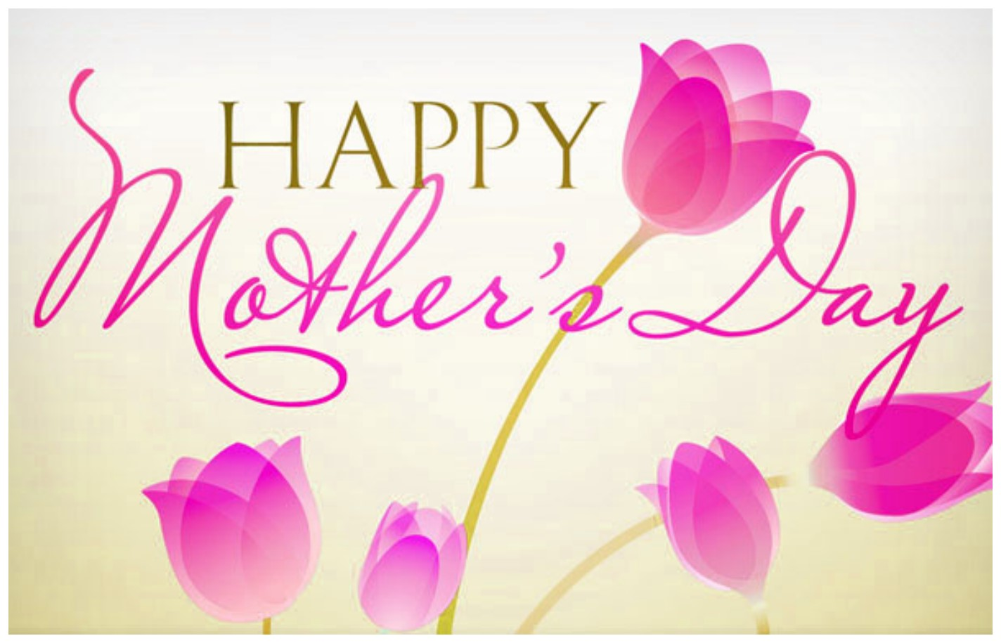 Happy Mothers Day 2020 HD Wallpaper Download Free